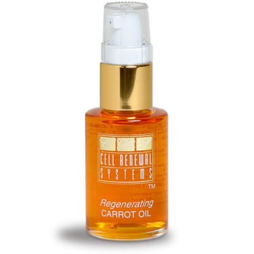 regenerating carrot oil by cell renewal systems