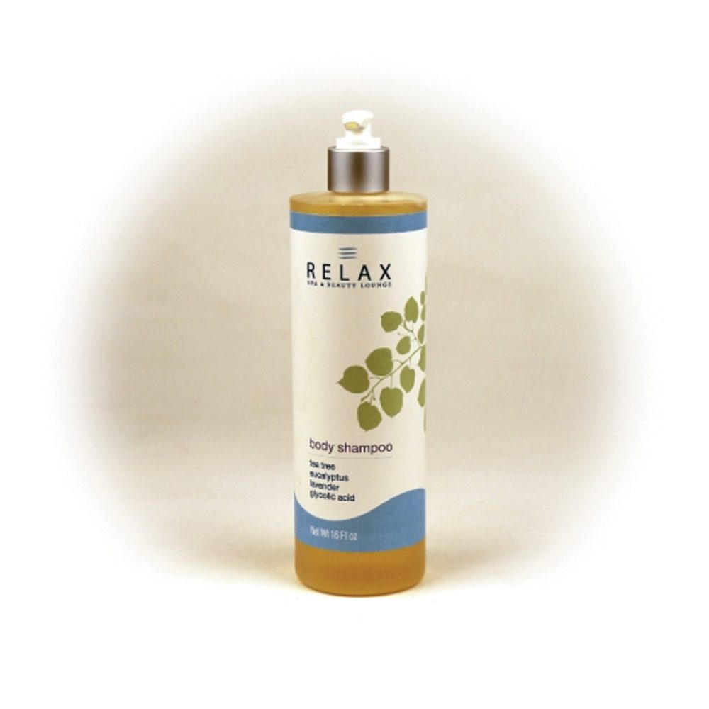 Relax Home Spa Collection Body Shampoo