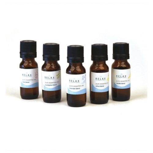 Relax Home Spa Collection Pure Essential Oils