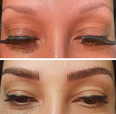 home-brow-sculpting