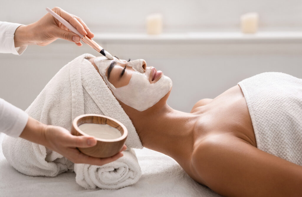 European Facial Treatment